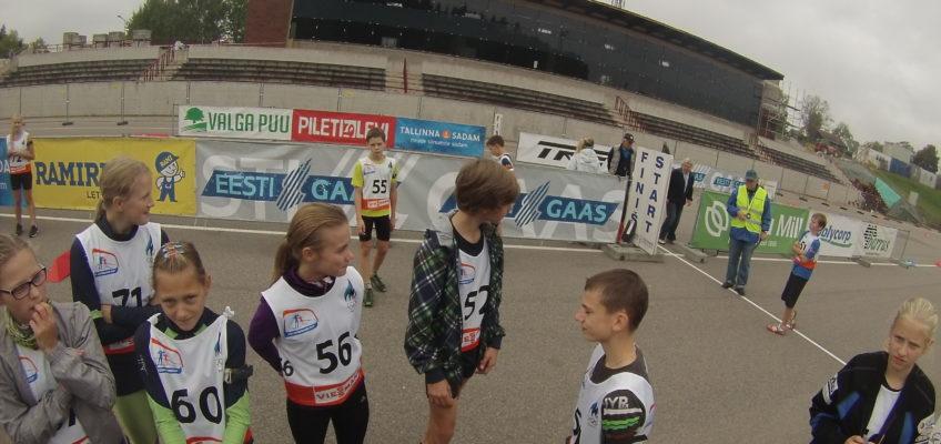 В Отепяя прошёл осенний этап первенства Эстонии по биатлону